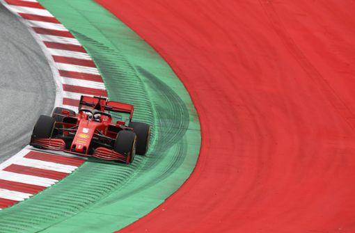 Ferrari 2020 – willkommen in der Serie B