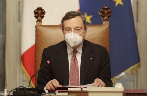 Italien ist Impfmeister in der EU