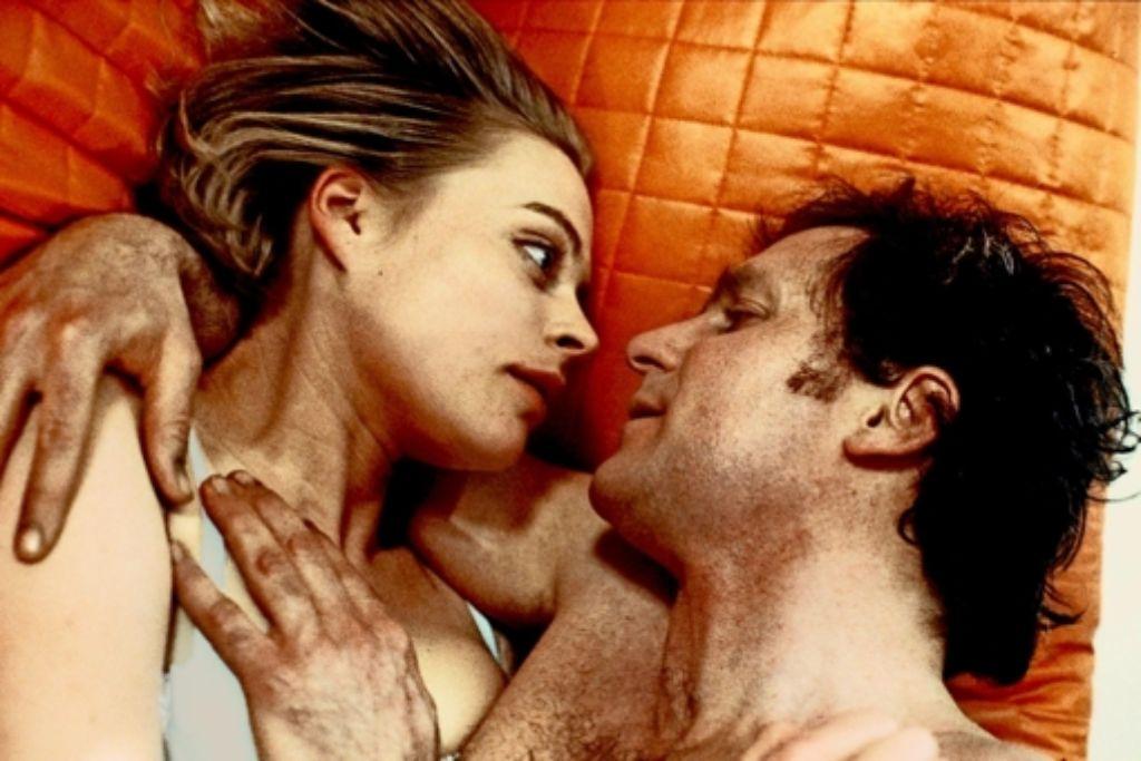 """Nicole Joens hat 1997 als Drehbuchautorin   mit Margarethe von Trottas Fernsehspiel """"Winterkind"""" debütiert. In den Hauptrollen: Susanna Simon und August Zirner. Foto: WDR"""