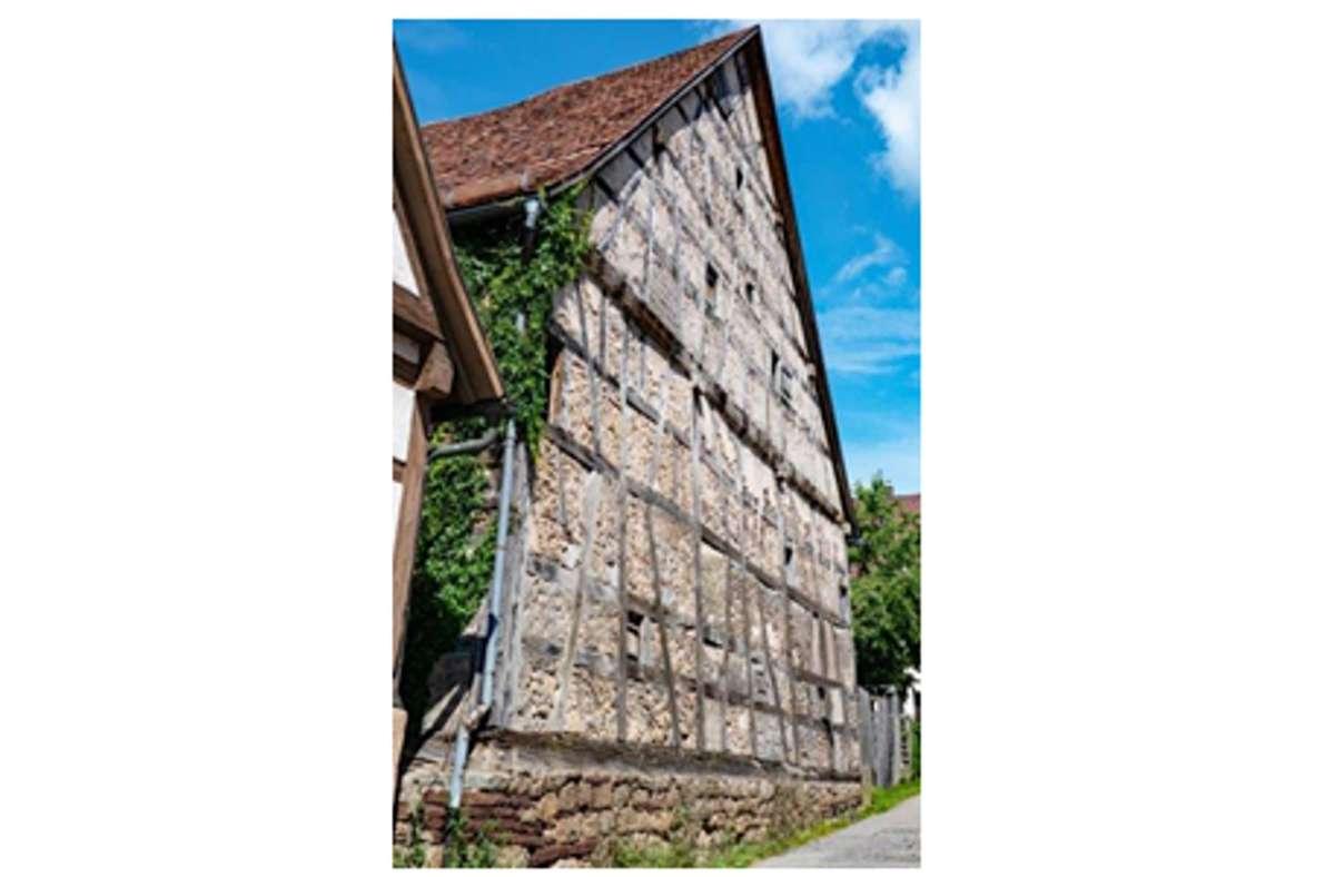Die historische Scheune öffnet ihr am Sonntag ihr Tor. Foto: Denkmalverein/