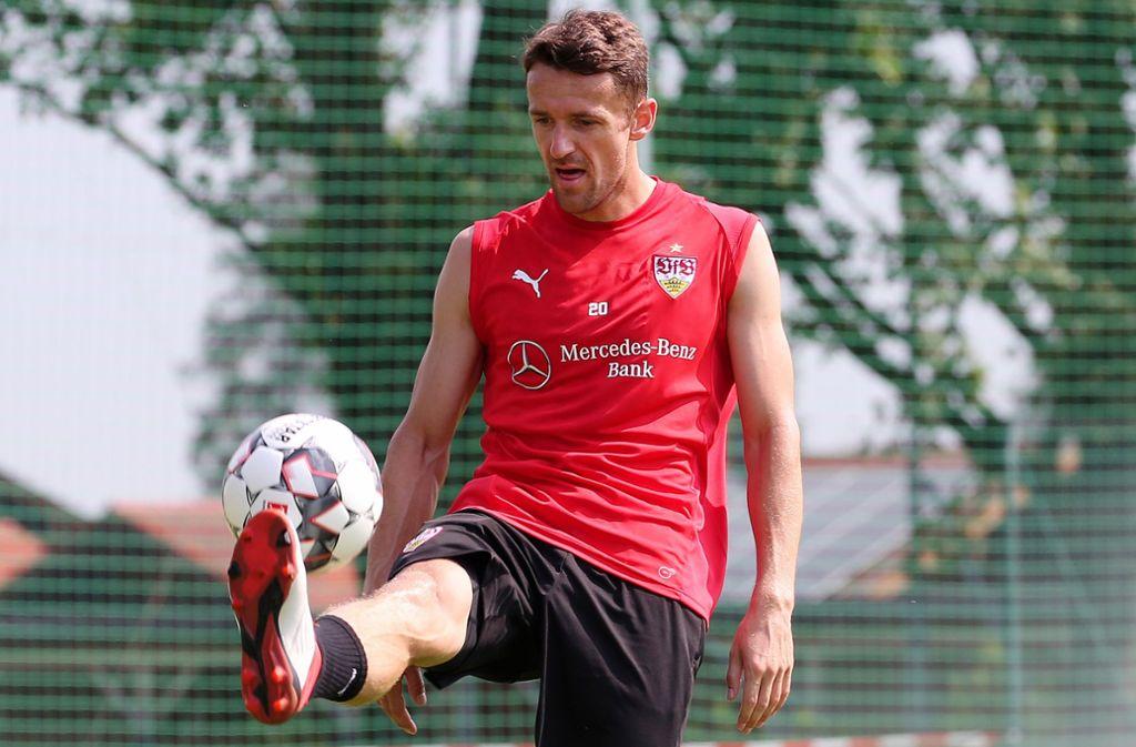 Nur einer hat beim VfB Stuttgart mehr Bundesligaspiele Foto: Baumann