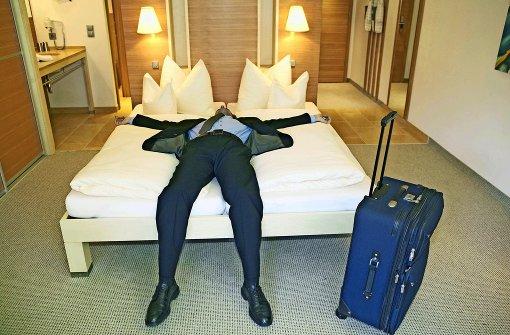 In mehr als 4000 Betten können  Gäste schlummern