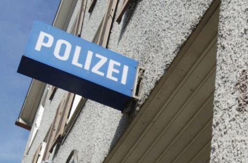 13.2.: High bei Polizei vorgefahren