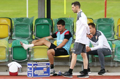 So steht es um die Verletzten des VfB Stuttgart