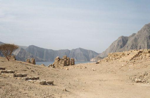 Die Fjorde von Musandam