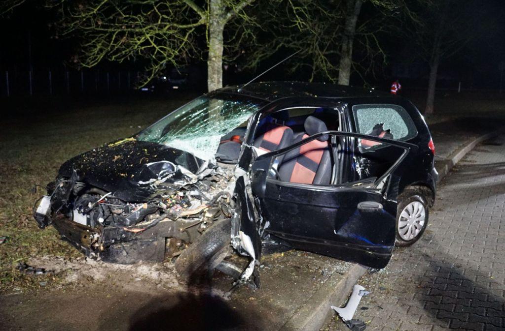 Bei Rechberghausen ist ein Mensch bei einem Unfall ums Leben gekommen. Foto: SDMG