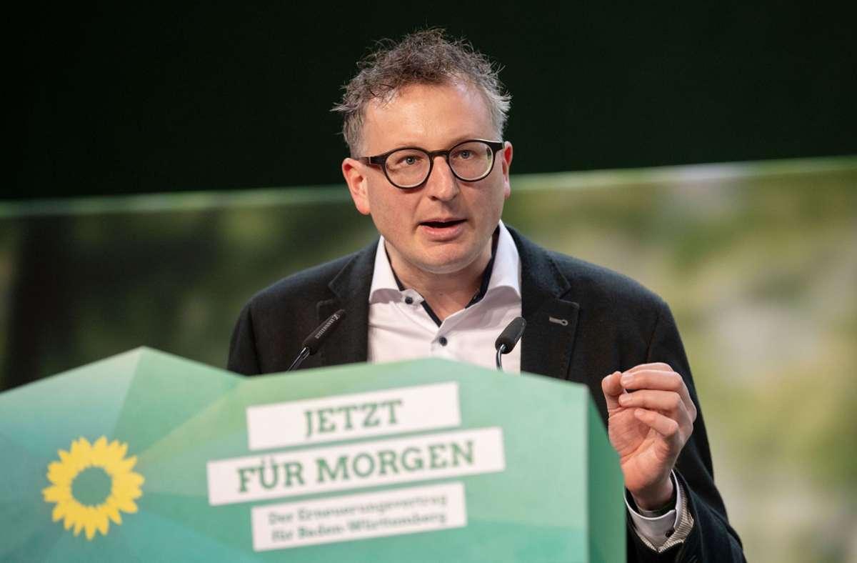 Andreas Schwarz wird als möglicher Nachfolger gehandelt, wenn Winfried Kretschmann spätestens in fünf Jahren abtritt. Foto: dpa/Marijan Murat
