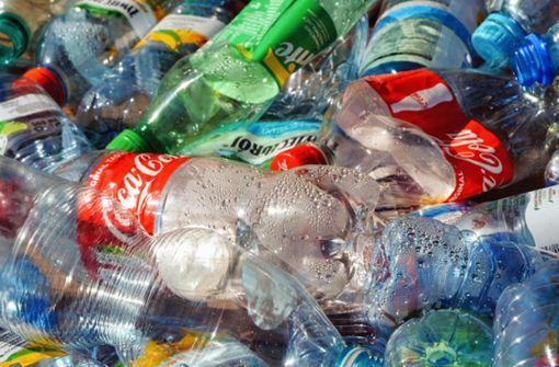 Größte Menge an Plastikmüll stammt von Coca-Cola