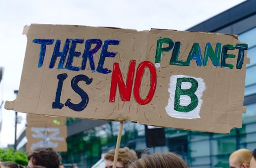 Landrat unterstützt die Klimastreiks