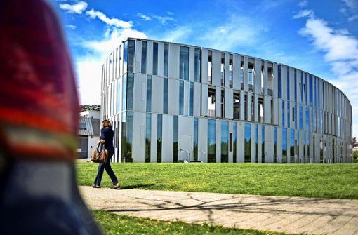 Parkplatznot an der Hochschule der Medien