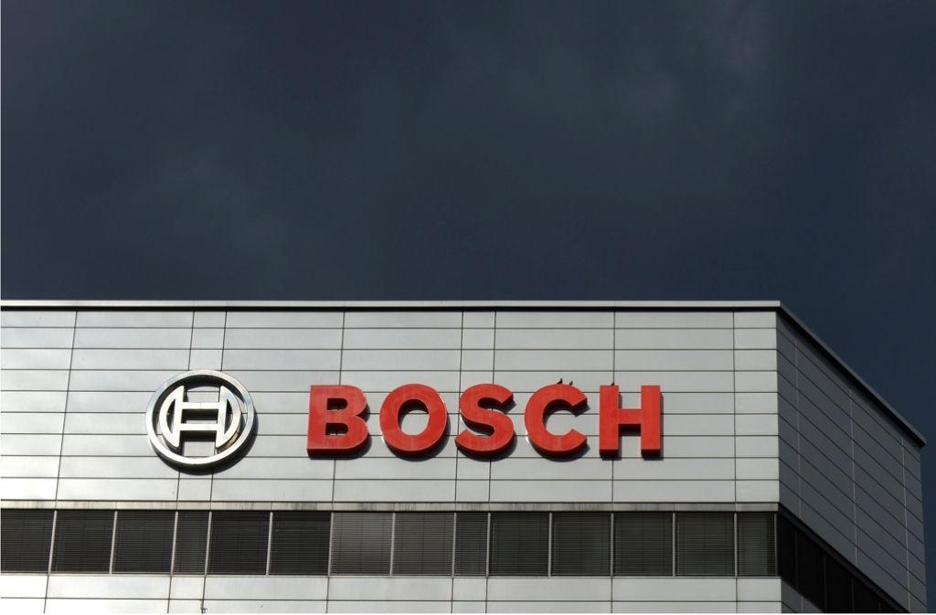 Es sieht derzeit nicht gut aus für das Vorzeigeunternehmen Bosch. Foto: dpa