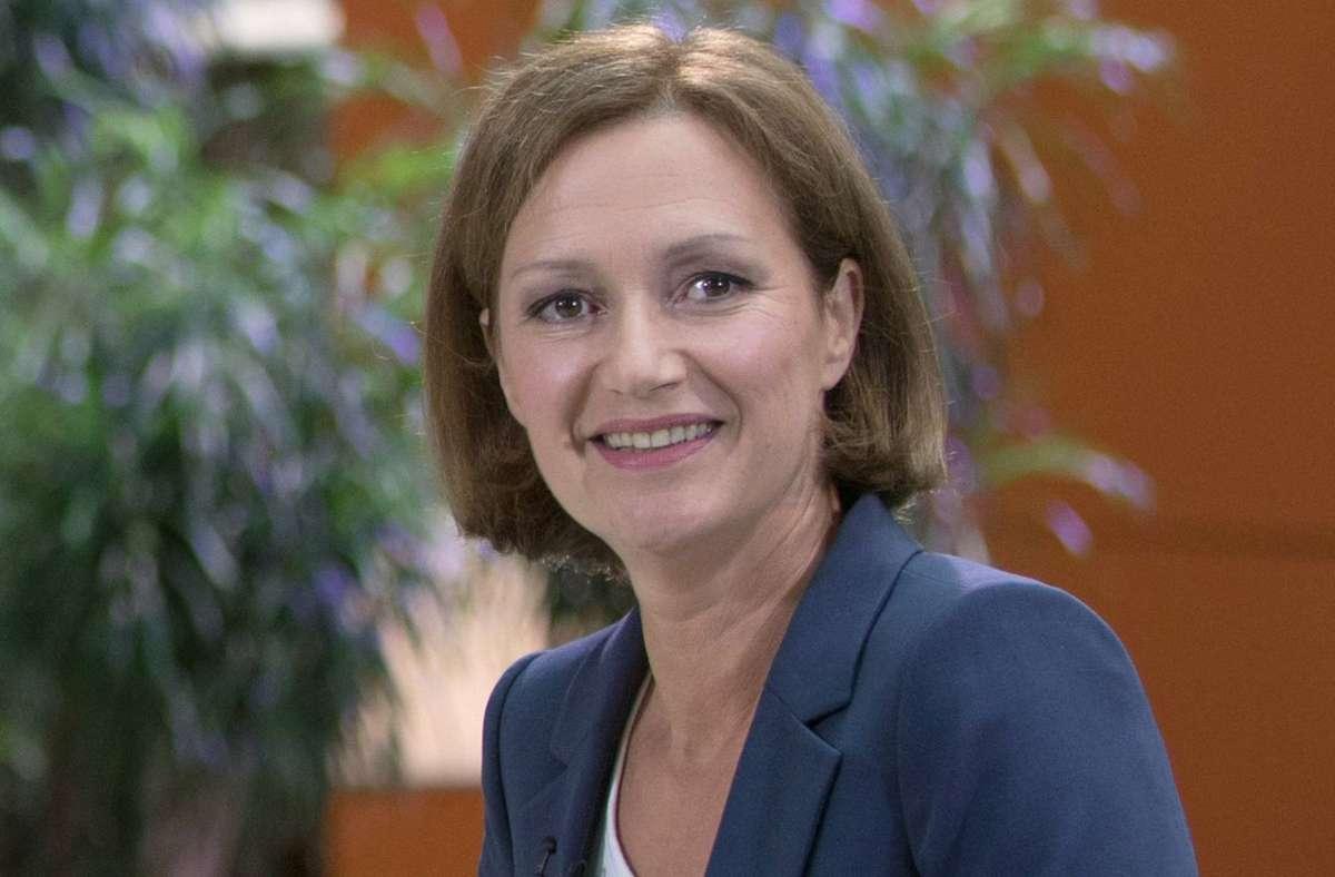 Bettina Schausten ist stellvertretende ZDF-Chefredakteurin und leitet die Hauptredaktion Aktuelles. Foto: dpa/Jörg Carstensen