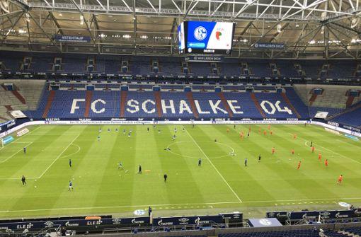 Bundesliga-Partie in Gelsenkirchen wird zum Geisterspiel