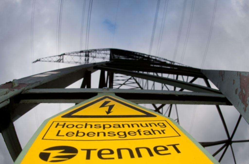 Die Pläne der Übertragungsnetzbetreiber wie Tennet sorgen für Unruhe. Foto: dpa