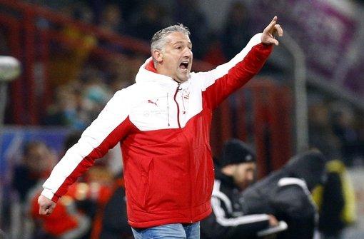 Nur ein Punkt für den VfB Stuttgart II