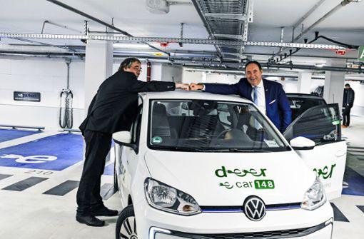 Neue E-Autos eines Anbieters aus dem Schwarzwald am Start