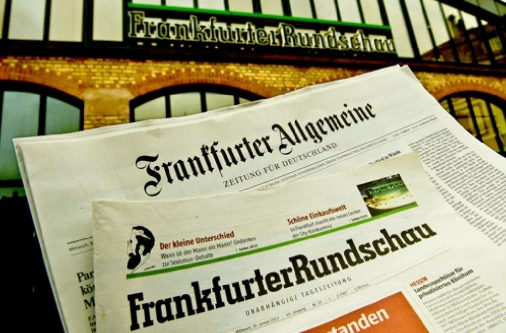 Frankfurter Rundschau Probeabo