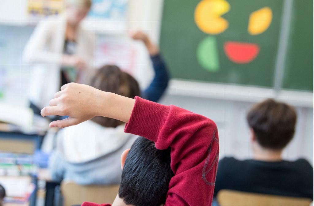Im Schulamtsbezirk Backnang wurden 169 neue Lehrkräfte eingestellt. Das reicht gerade, damit alle Schulen arbeitsfähig sind. Reserven gibt es keine mehr. Foto: dpa