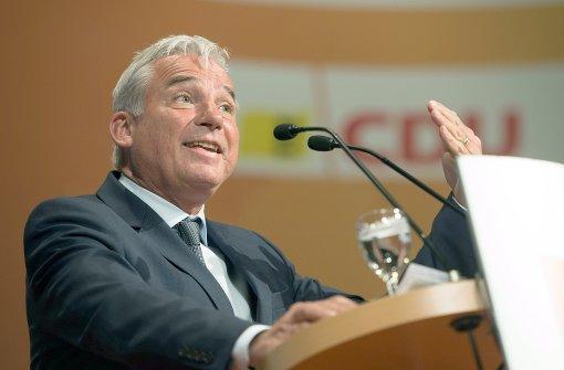 Die CDU kämpft mit sich selbst