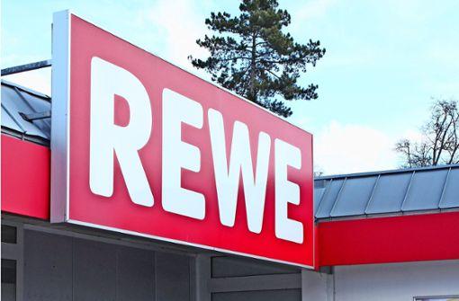 Rewe-Filiale wird abgerissen und neu aufgebaut