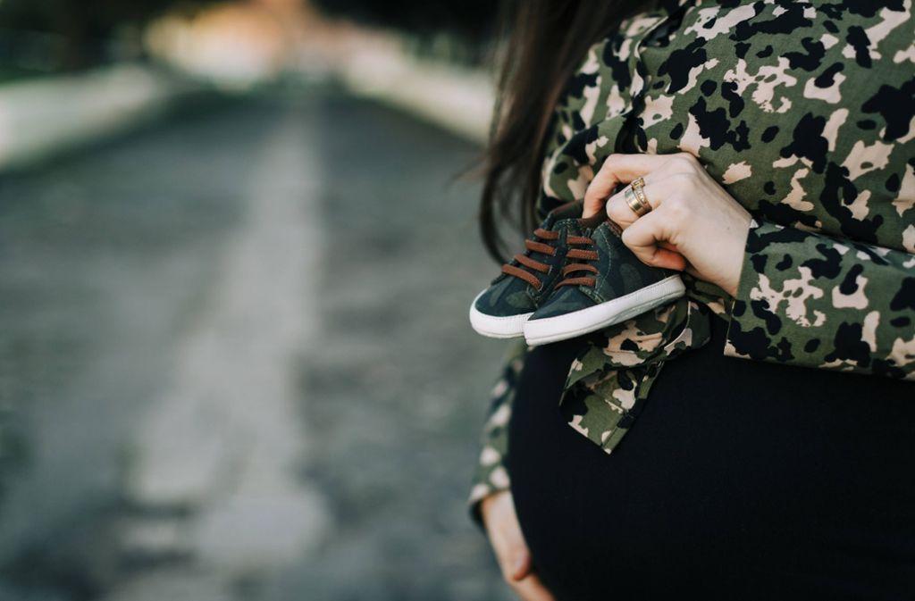 """Die 41-jährige Kristy Katzmann sucht in der Sendung """"Labor of Love"""" einen Mann, um schwanger zu werden. (Symbolbild) Foto: imago images/Westend61/Alexandra C. Ribeiro"""