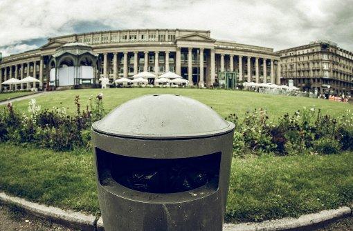 Nicht nur einer soll sich um den Abfall kümmern