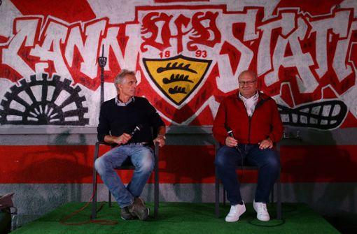 Vier Köpfe für den VfB Stuttgart