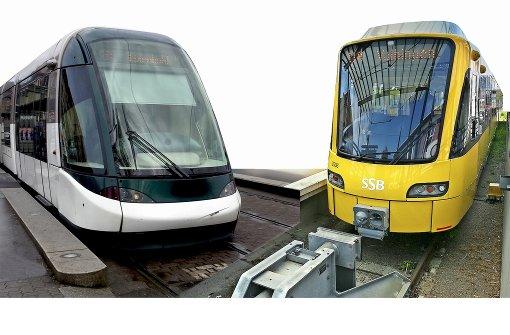 Diplomatisches Pingpong zur Stadtbahn