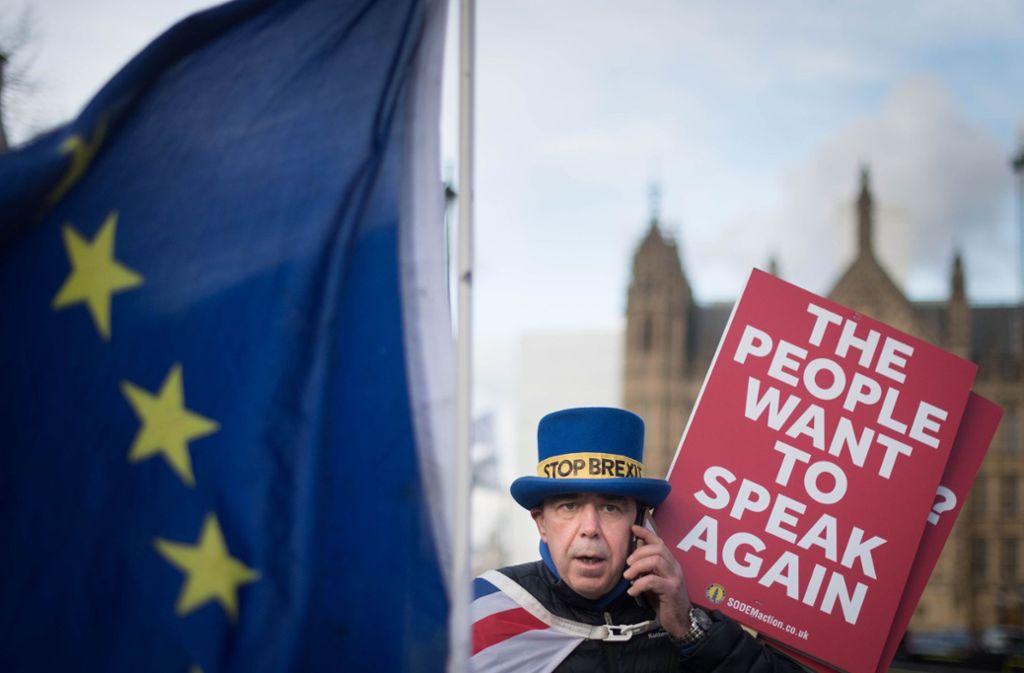 Erst die Volksabstimmung, dann der Brexit: je nach Perspektive kann direkte Demokratie auch nach hinten losgehen. Foto: PA Wire