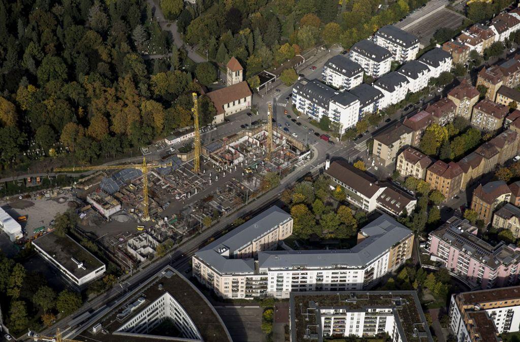 Was im Nordbahnhofviertel schon Realität ist, soll nach dem Willen der SPD künftig auch weitere 100000 Mieter in Stuttgart vor der Verdrängung aus ihren Wohnungen schützen: sogenannte Milieuschutzsatzungen. Foto: Lichtgut/Leif Piechowski