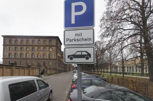 Mit Gebühren gegen den Parkdruck