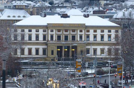 Das Stadtpalais als urbane Winterinstallation