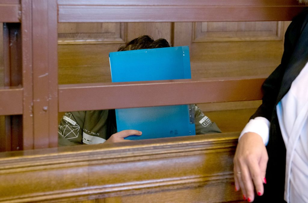 Der 19-jährige Angreifer ist in Berlin verurteilt worden. Foto: dpa