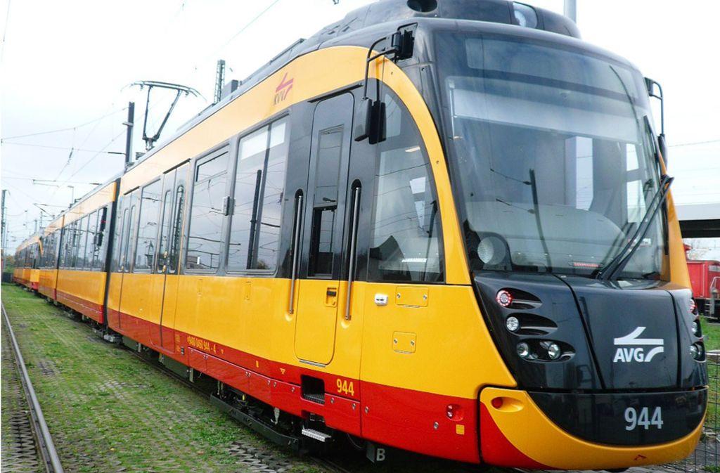 Ob eine Niederflurstadtbahn wie in Heilbronn nach Ludwigsburg kommt, ist weiter umstritten. Foto: Archiv