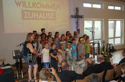 Liebenzeller Gemeinschaft weiht Christus Forum ein