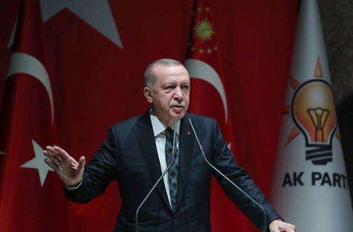 Kein Waffenembargo für die Türkei