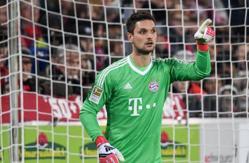 Bayern-Trainer Hansi Flick bedauert Abgang von Sven Ulreich