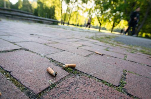 Schon 40000 Euro Bußgeld gegen Müllsünder verhängt