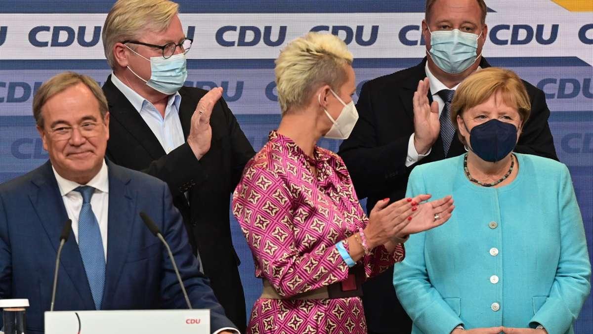 Wo die CDU am meisten verloren hat