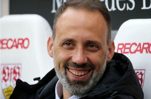 Pellegrino Matarazzo macht das Team fit für Bochum