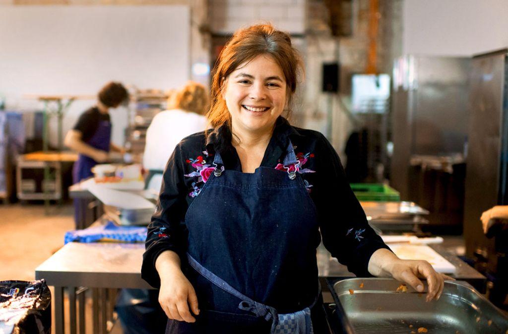 Maria Groß ist eine von nur acht deutschen Küchenchefinnen mit Michelin-Stern. Foto: dpa