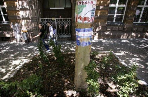 Bäume dienen häufig als Hundeklos