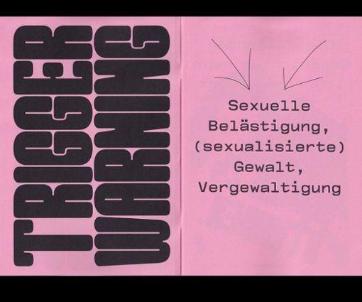 Stuttgarterin macht mit Sex-Zine auf Catcalling aufmerksam