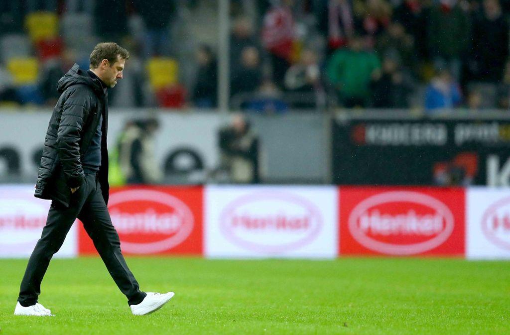 Markus Weinzierl darf vorerst weitermachen. Foto: Getty