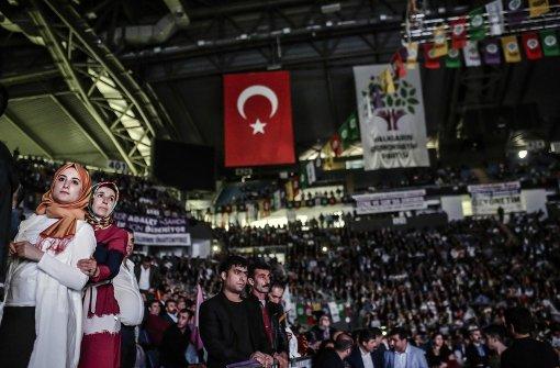 Türkei ebnet Weg zur Aufhebung der Immunität