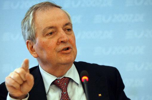 Der erste Atomkraftgegner der CDU