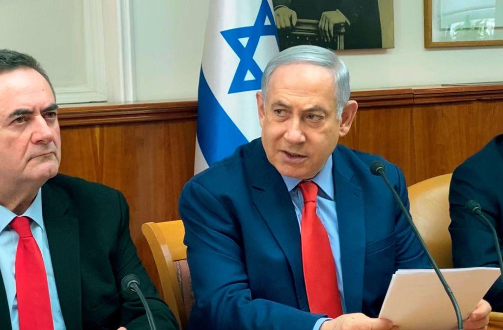 Auf Benjamin Netanjahu kommt nun wohl ein Prozess zu. Foto: dpa/Dedi Hayun
