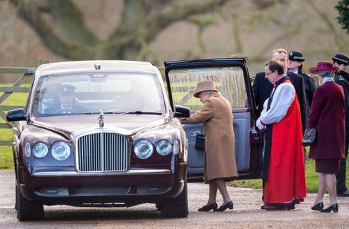 Queen beruft Krisensitzung ein