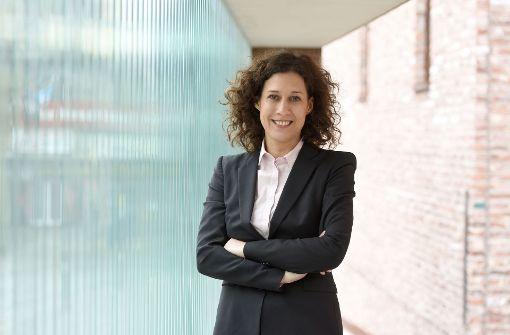 Nicole Fritz: Auf die Stadt zugehen