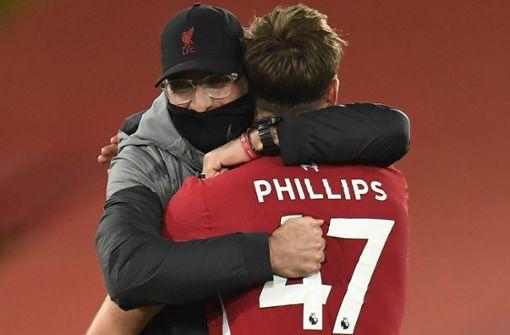 Jürgen Klopp schwärmt nach Premier-League-Debüt von Nathaniel Phillips